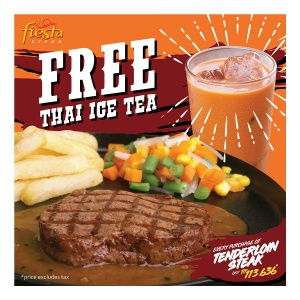 Promo Tenderloin - Fiesta Steak